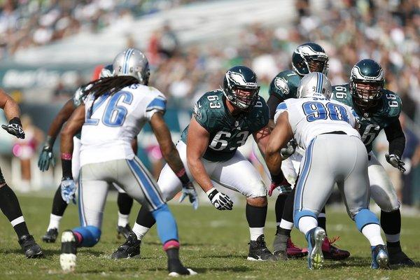 Eagles Offensive And Defensive Lines Must Improve Immediately