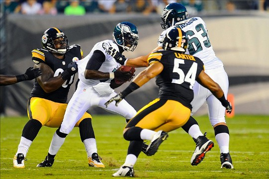 Eagles-Steelers Pregame Thoughts