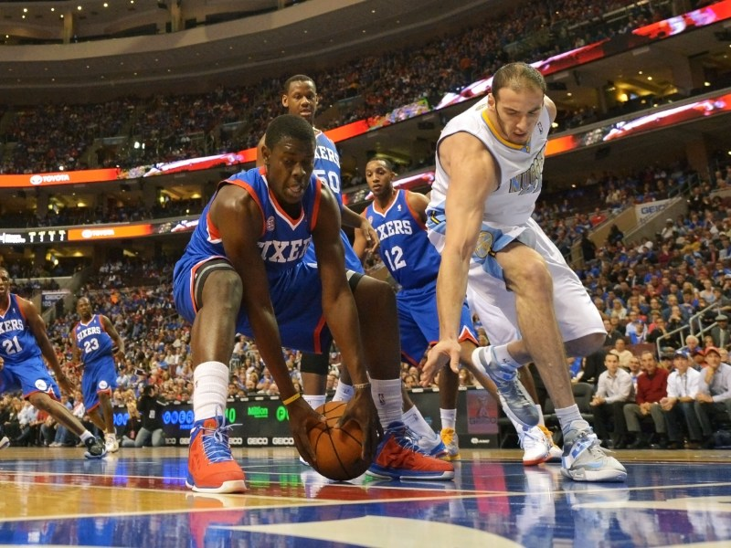 Notes From The Sixers' 84-75 Win Over Denver