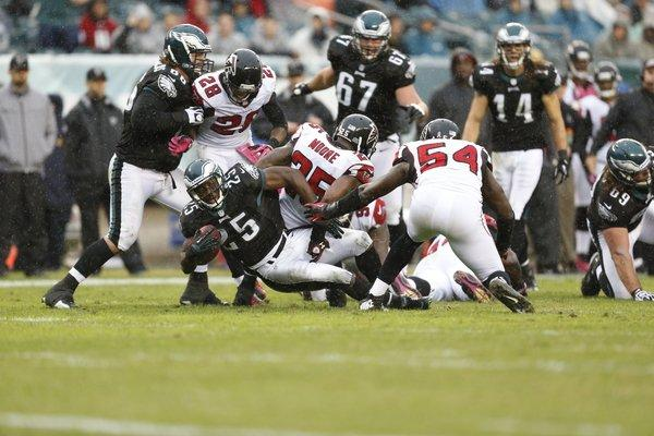Castillo Move Is Still Hurting Andy Reid And Eagles
