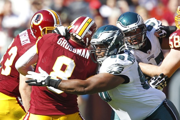 Eagles Activate Mike Patterson, But May Be Without Nate Allen