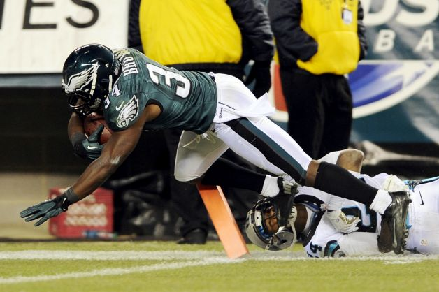 Thoughts From Eagles-Panthers