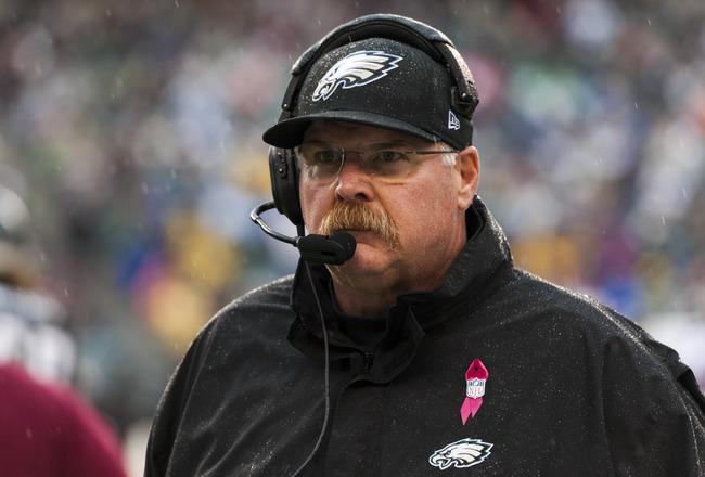 Report: Andy Reid Could Coach Cowboys Next Season