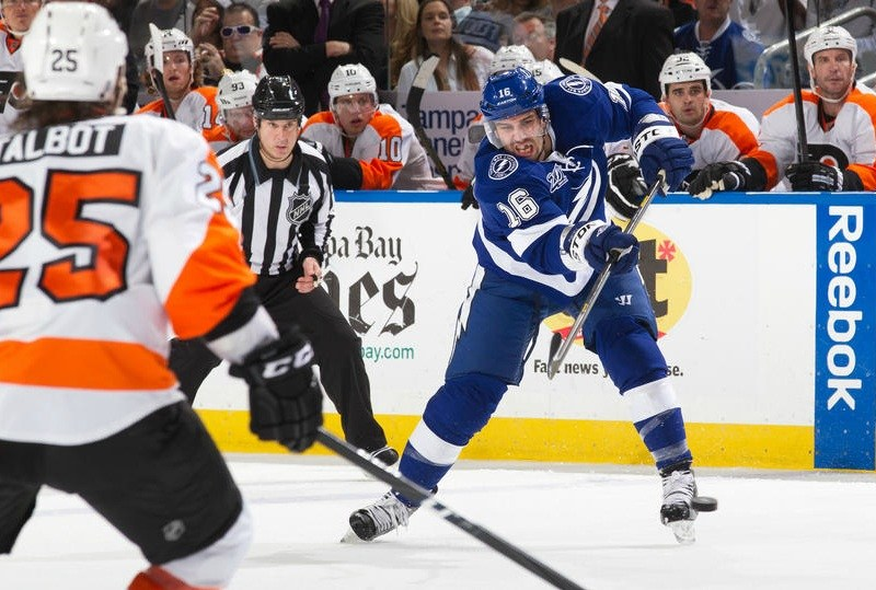 Lightning Surge Past Rolling Flyers