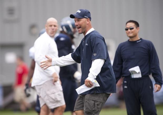 Gus Bradley's Charisma Could Make Him Next Eagles Coach