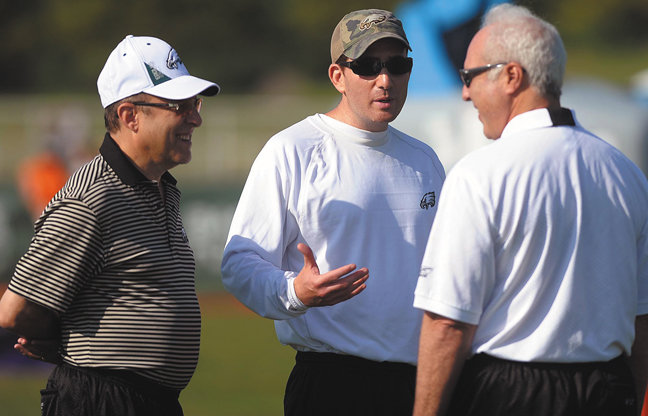 Report:  Lurie Believes Banner Is Leaking Negative Stories About Roseman