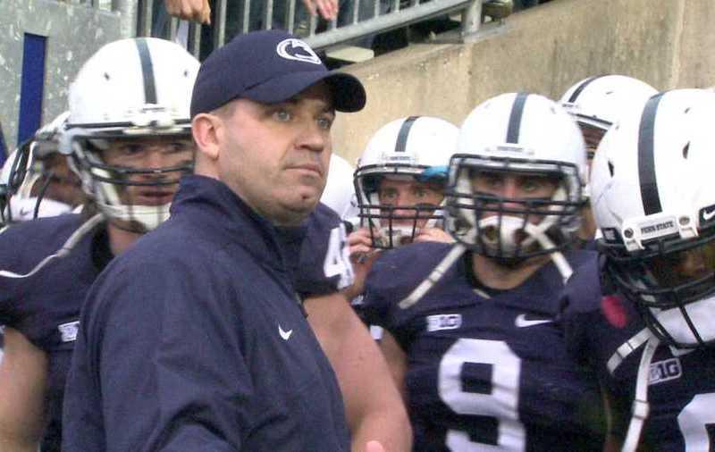 Bill O'Brien Still Standing Strong At Penn State