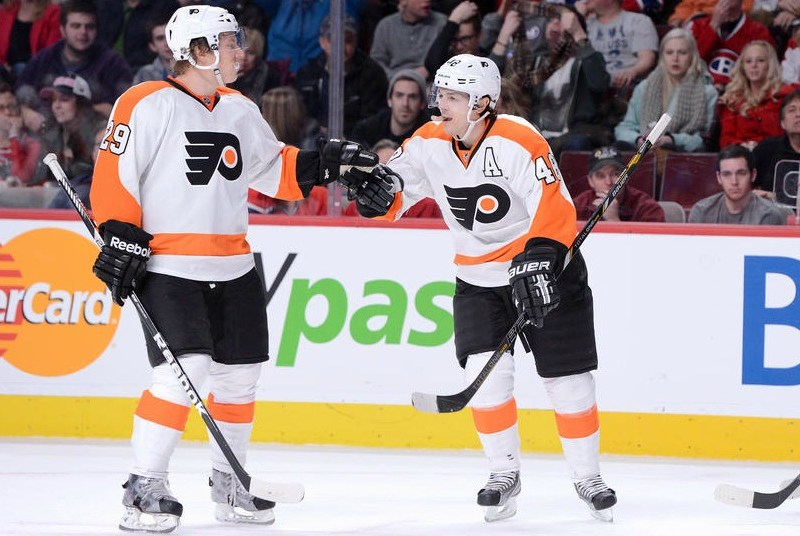 Danny Briere Caught in No-Win Situation