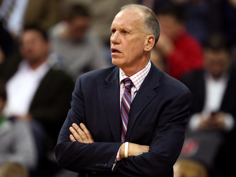 Doug Collins Deserves His Share Of The Blame For The Sixers' Failures