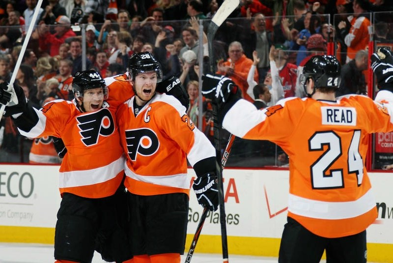 Trade Deadline Week Continues but Flyers Stand Pat