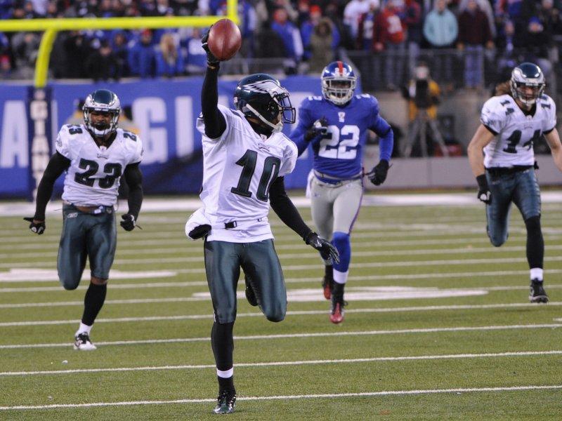 DeSean Jackson's Punt Return Voted NFL's Greatest Play