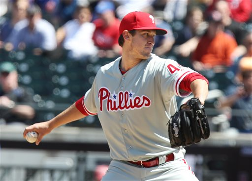 Notes From The Phillies' 12-4 Loss To Detroit