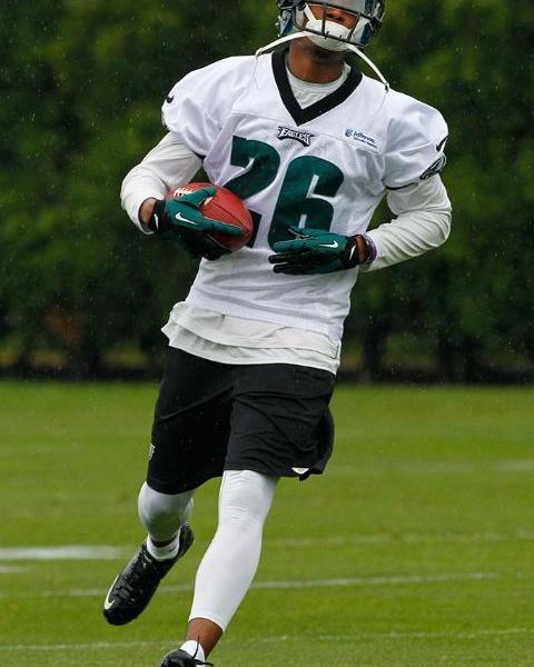 New Eagles CB Cary Williams Tries To Bring Ravens' Attitude To Eagles Defense
