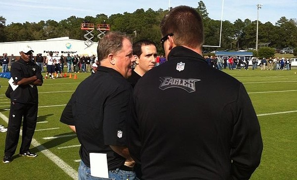 """Howie Roseman: Likes players buying in, But regrets """"good players who fall by the wayside"""""""