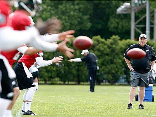 Ron Jaworski On Chip Kelly's Offense Vs. NFL Defenses