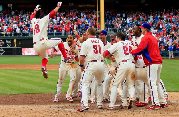 Notes From The Phillies' 3-2 Win Over Cincinnati