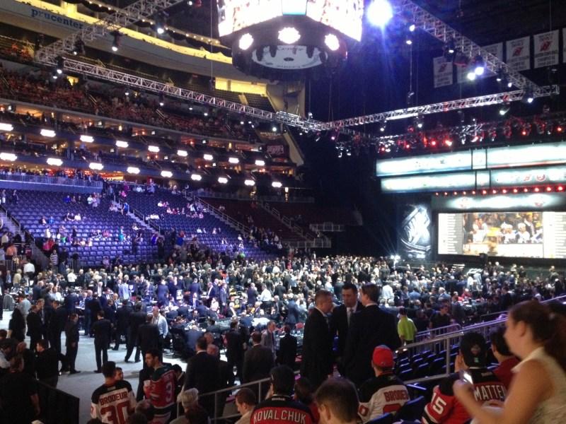 Flyers Take Low Reward, High Risk Players at NHL Draft