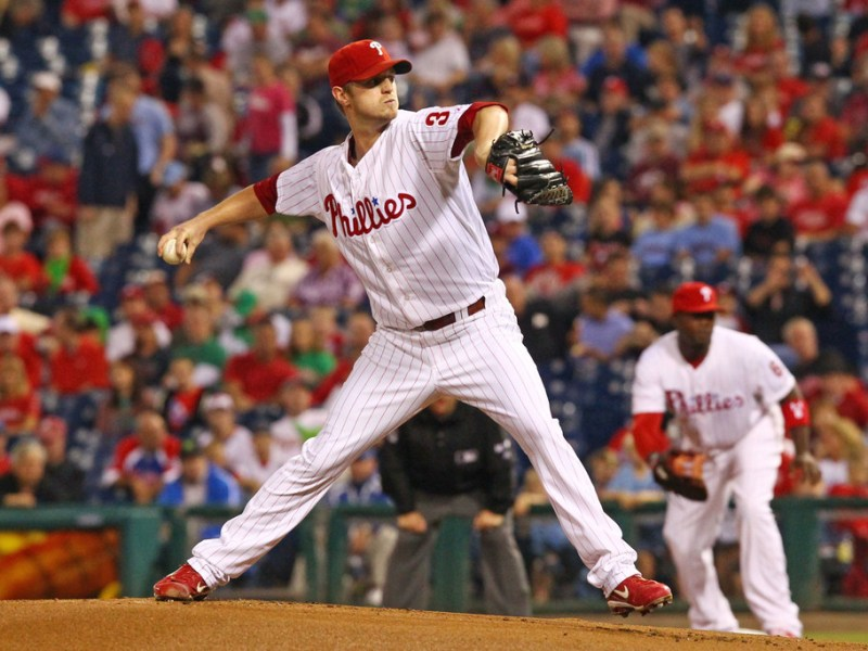 Notes From The Phillies' 6-2 Loss To Washington