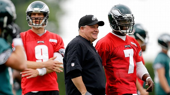 Eagles-Panthers: What I'm Watching For
