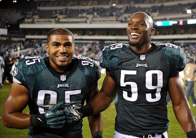 Who Are The Eagles' Top-5 Defensive Players?