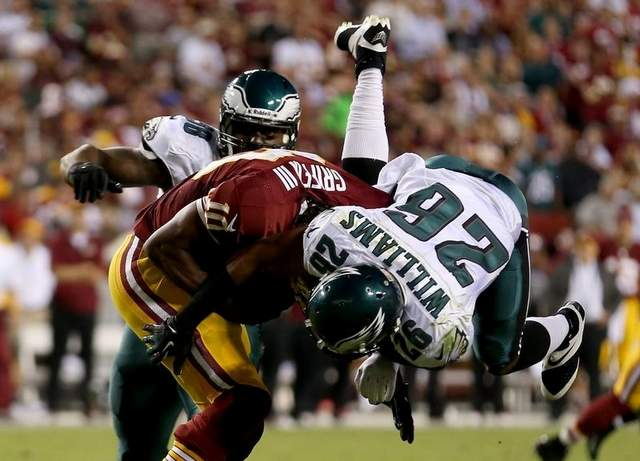 What A Difference A Few Plays Makes For Cary Williams