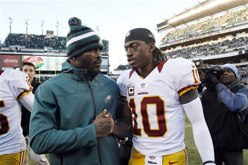 How Much Will The Eagles & Skins Run The Read Option This Monday Night?