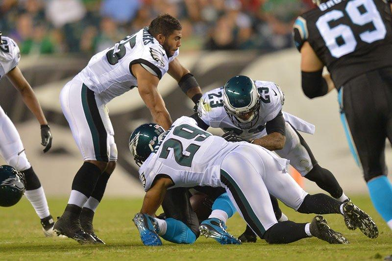 Eagles D.C. Billy Davis Is Worried About His Defense And The Skins Offense