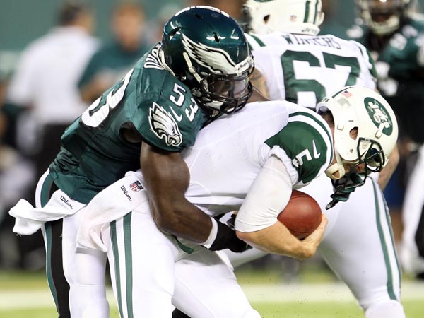 Eagles Claim Linebacker Najee Goode; Release Emmanuel Acho
