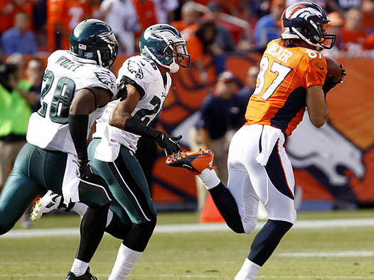 Eagles Secondary Must Take the Challenge This Week