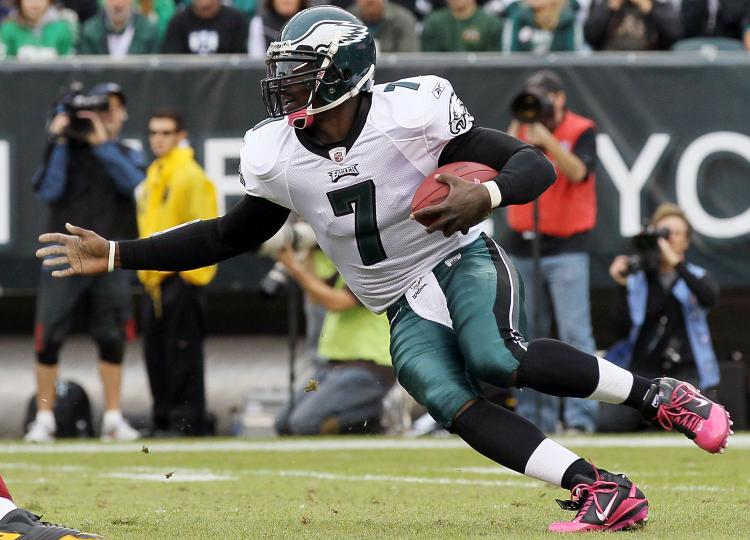 Michael Vick Should Not Return In 2014