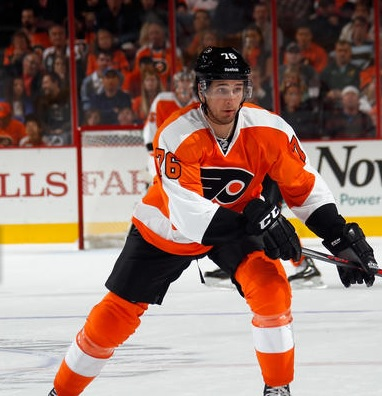 Flyers Sign Vandevelde In Time for Canadiens