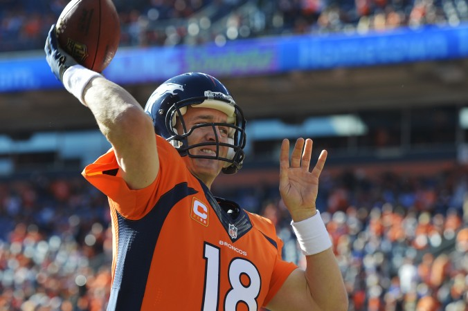 2015 NFL Projections: The AFC West