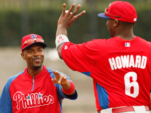 Notes From The Phillies' 10-6 Win Over Detroit