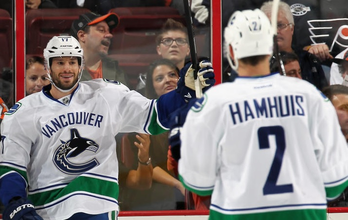 Breaking Down the Flyers, Canucks Trade Rumors