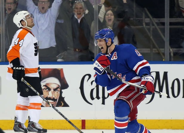 Penalties, Lack of Offense Stifle Flyers in Game One Loss