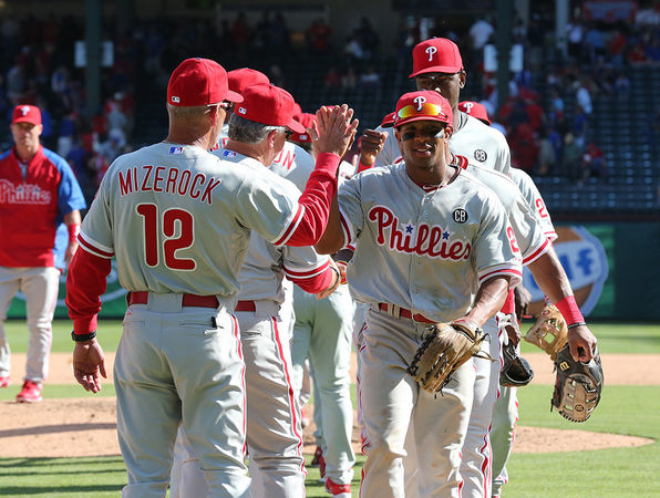 Notes From The Phillies' 3-2 Loss To Texas