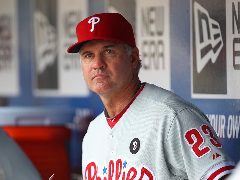 """Sandberg, Bowa Express Concern About Phillies; Amaro Claims Team Is """"Getting Closer"""""""