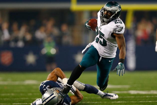 Eagles Dominate The Cowboys
