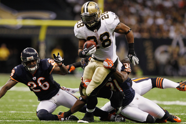 Saints Mark Ingram May Be Eagles Replacement for McCoy