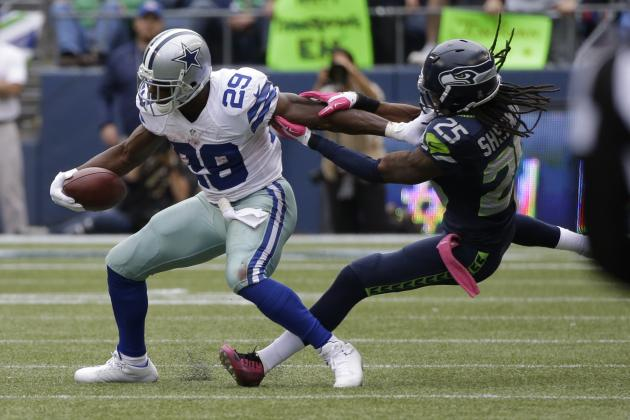 Michael Irvin:  DeMarco Murray Makes Eagles Best In NFC East