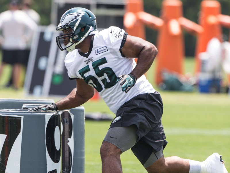 Brandon Graham Is An Eagle On A Mission