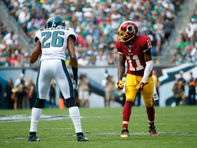Cary Williams Has Changed Teams, But He Hasn't Changed