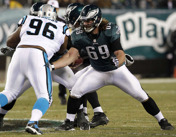 """Chip Kelly:  """"He (Evan Mathis) wanted to be released"""""""