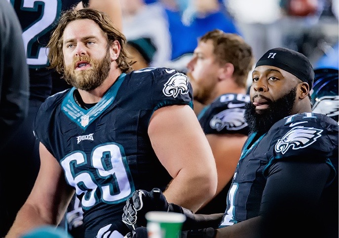 Tra Thomas:  Eagles Are Better On Left Side Without Evan Mathis