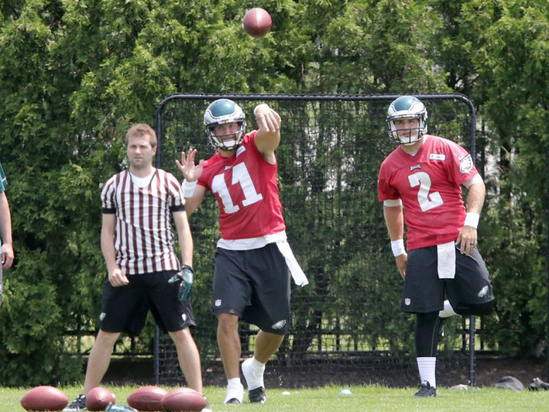 """Brandon Graham: """"I think Tim Tebow is going to shock a lot of people"""""""