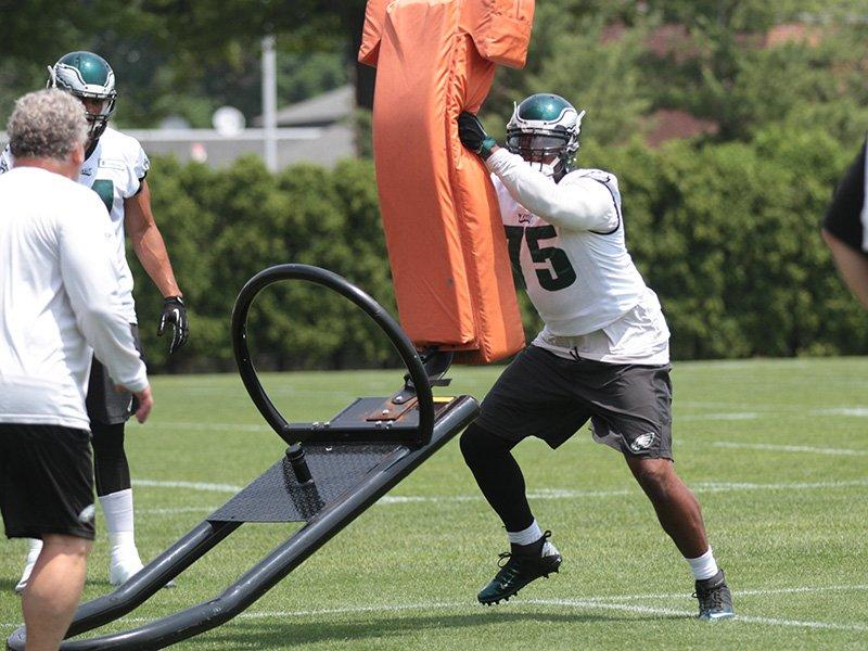 Vinny Curry Needs To Be On the Field More Often