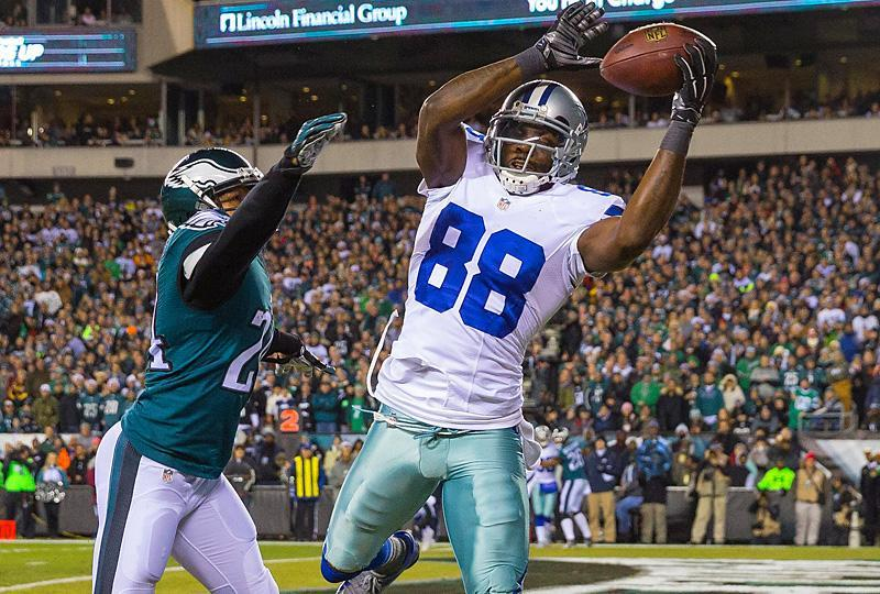 NFC East:  Michael Irvin:  Cowboys Will Be 8-8 Without Dez Bryant