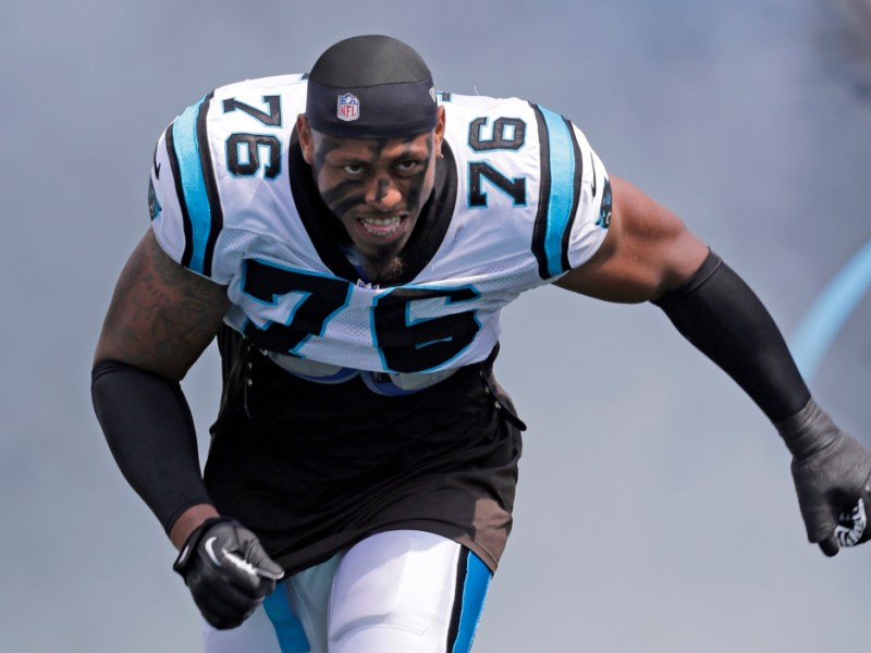 NFC East:  Greg Hardy's Suspension Reduced From 10 Games To 4