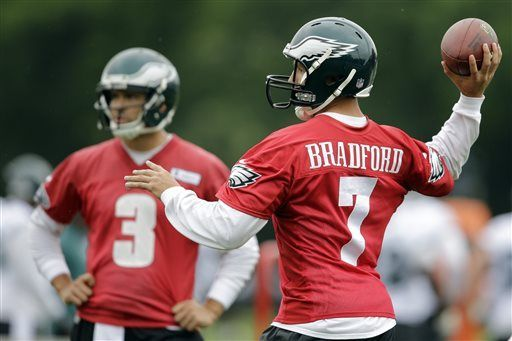 Will Eagles Close Gap At The Quarterback Position?