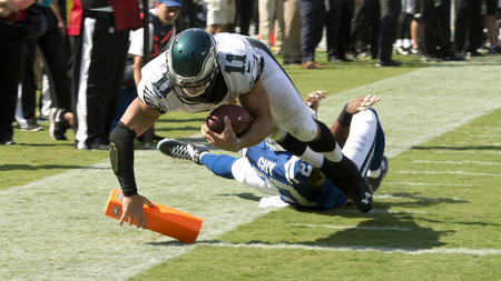 Chip Kelly:  Tim Tebow and Matt Barkley Both Played Well